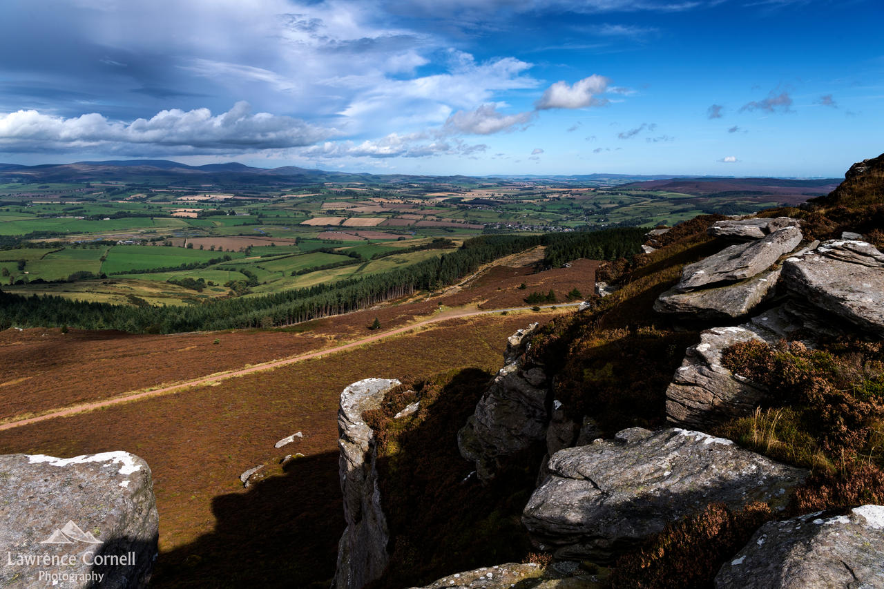 A walk on the crag side. by LordLJCornellPhotos