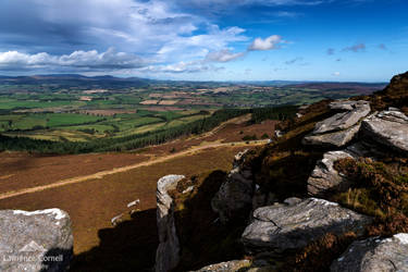A walk on the crag side. by LawrenceCornellPhoto