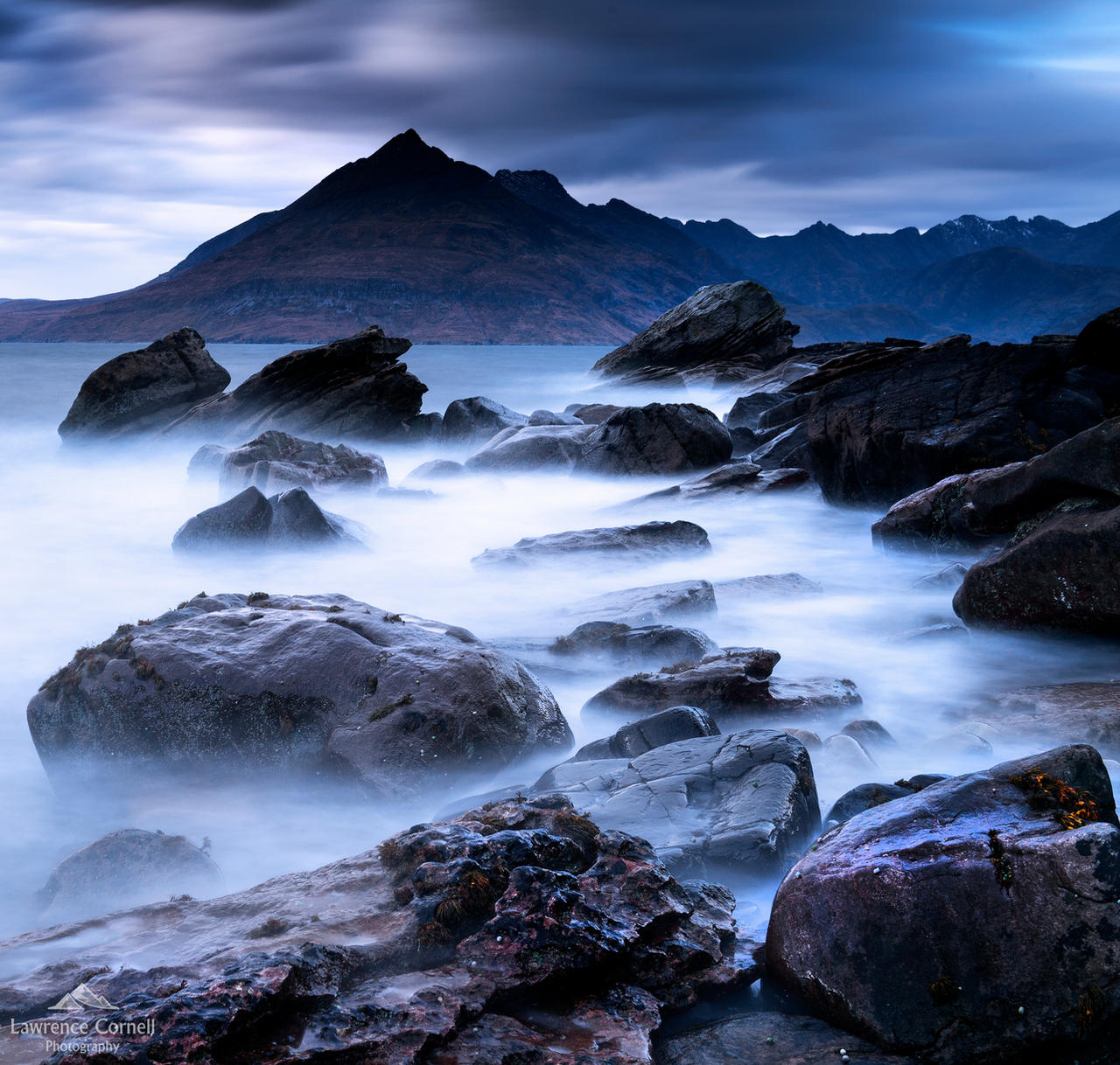Swirling waters by LordLJCornellPhotos