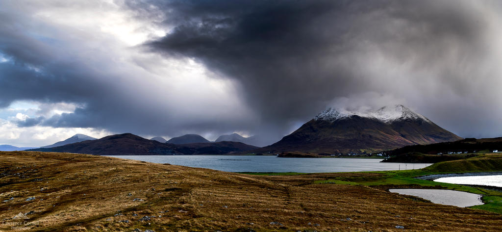 Here comes the rain again by LordLJCornellPhotos