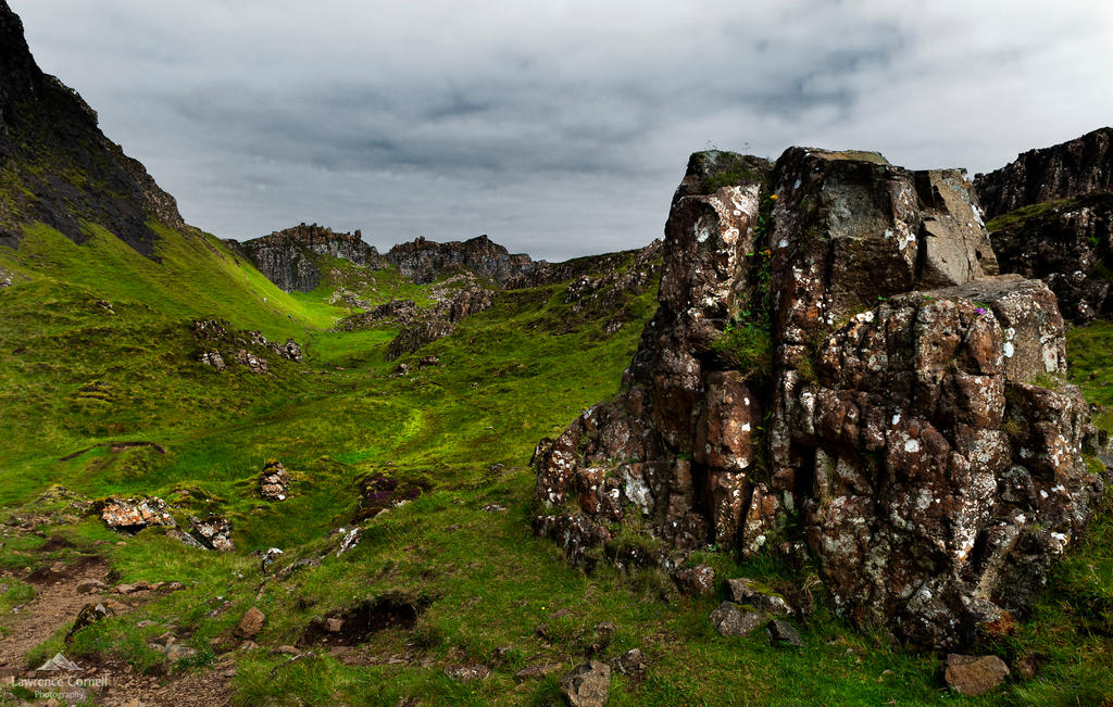 Natural ruins. by LawrenceCornellPhoto