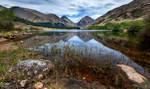 A highland oasis.
