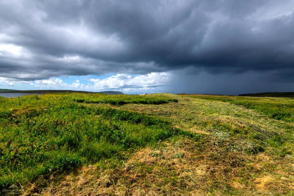 A Norse farm. by LawrenceCornellPhoto