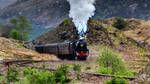 Crossing the glens. by LawrenceCornellPhoto
