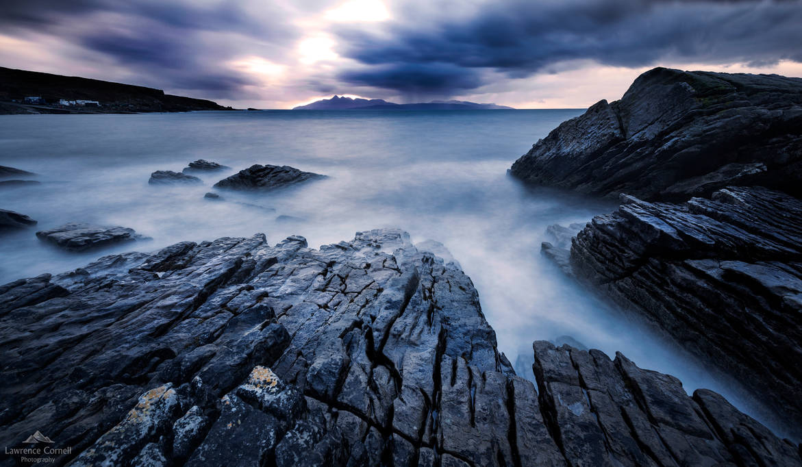 The blue hour by LawrenceCornellPhoto