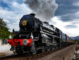 Full steam ahead. by LawrenceCornellPhoto