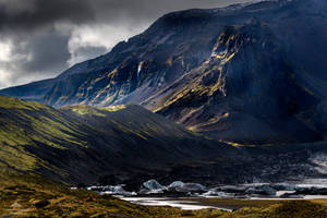 A land that speaks of myths and legends. by LordLJCornellPhotos