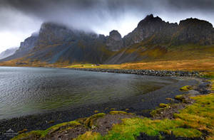 Gazing upon darkened slopes by LordLJCornellPhotos