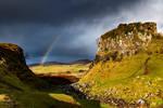 Skye magic. by LawrenceCornellPhoto