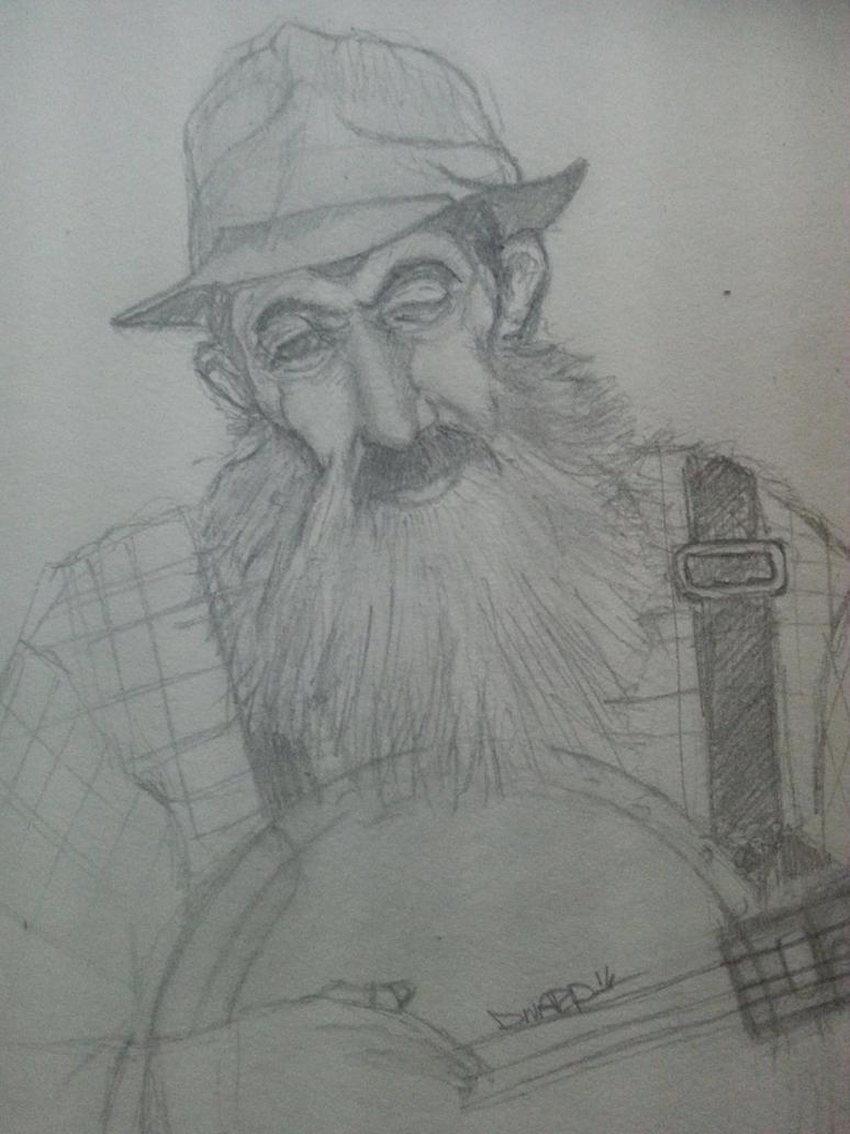 Outlaw by ArtworkbyDanielWard
