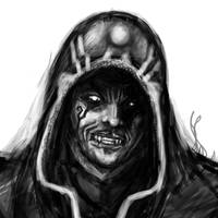 Evil Wizard by kaio89