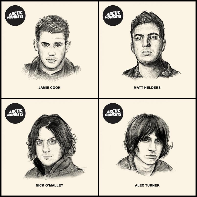 Arctic Monkeys SIAS