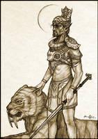 The Falmer of Skyrim by kaio89