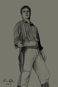 Mal Reynolds Sketch