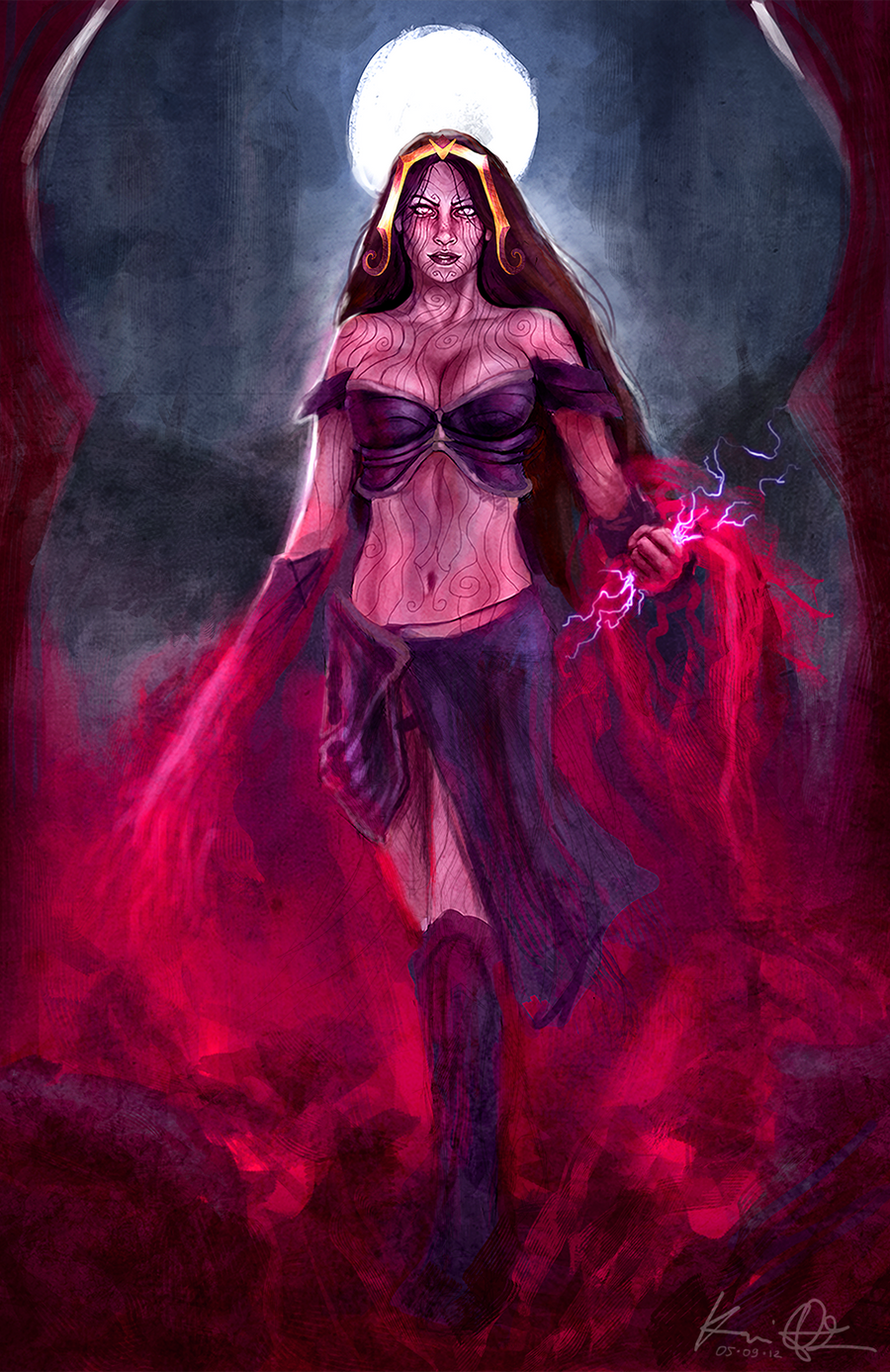 Liliana Vess by kaio89