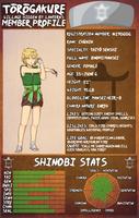 [TG] Onomi Mansei - Talented Chuunin by kii-wi