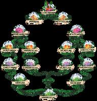 Mansei Specialty Tree by kii-wi
