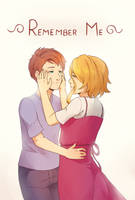 Please Remember Me by kii-wi