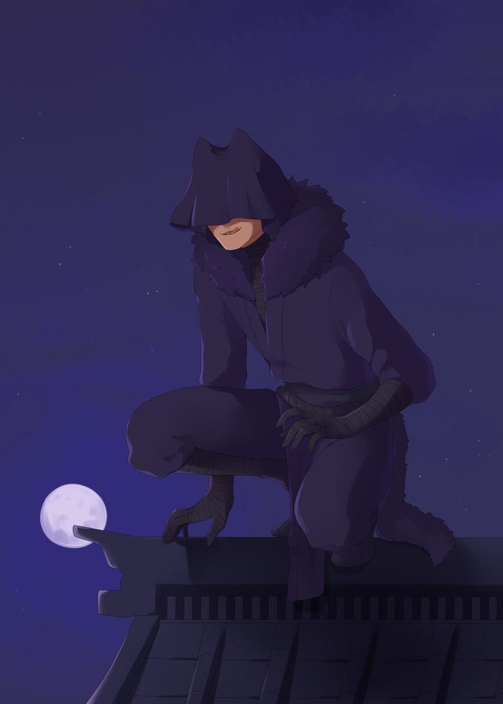 [TG] Night, the world, it's mine by kii-wi