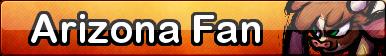 Them's Fightin' Herds - Arizona Fan Button