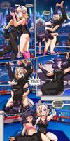 Kaylie KO vs Minnata