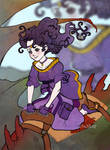 Endorell-Taelos : commission by chutsketch