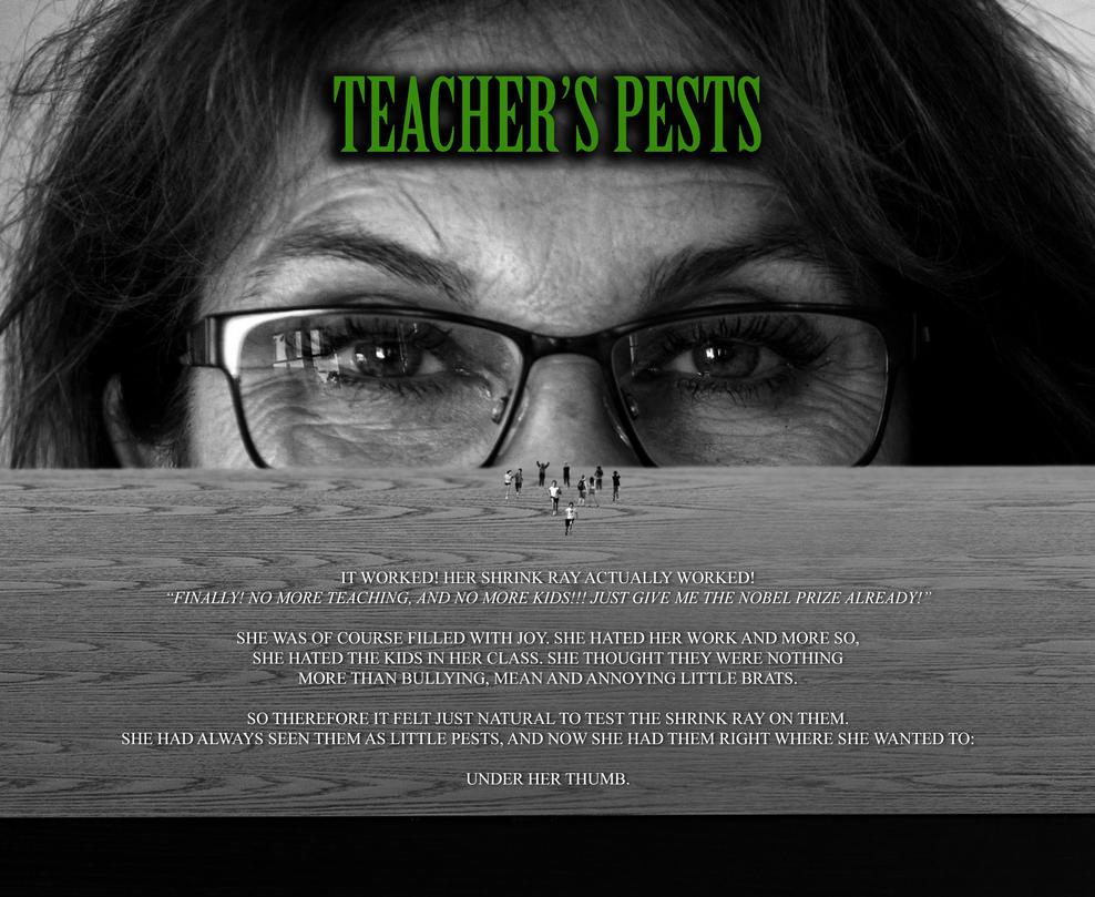 Teacher's pests by vonAbend