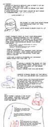 TMNT - How to Draw: Upper Body by NinjaTertel