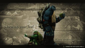 TMNT - I Thought You Did...