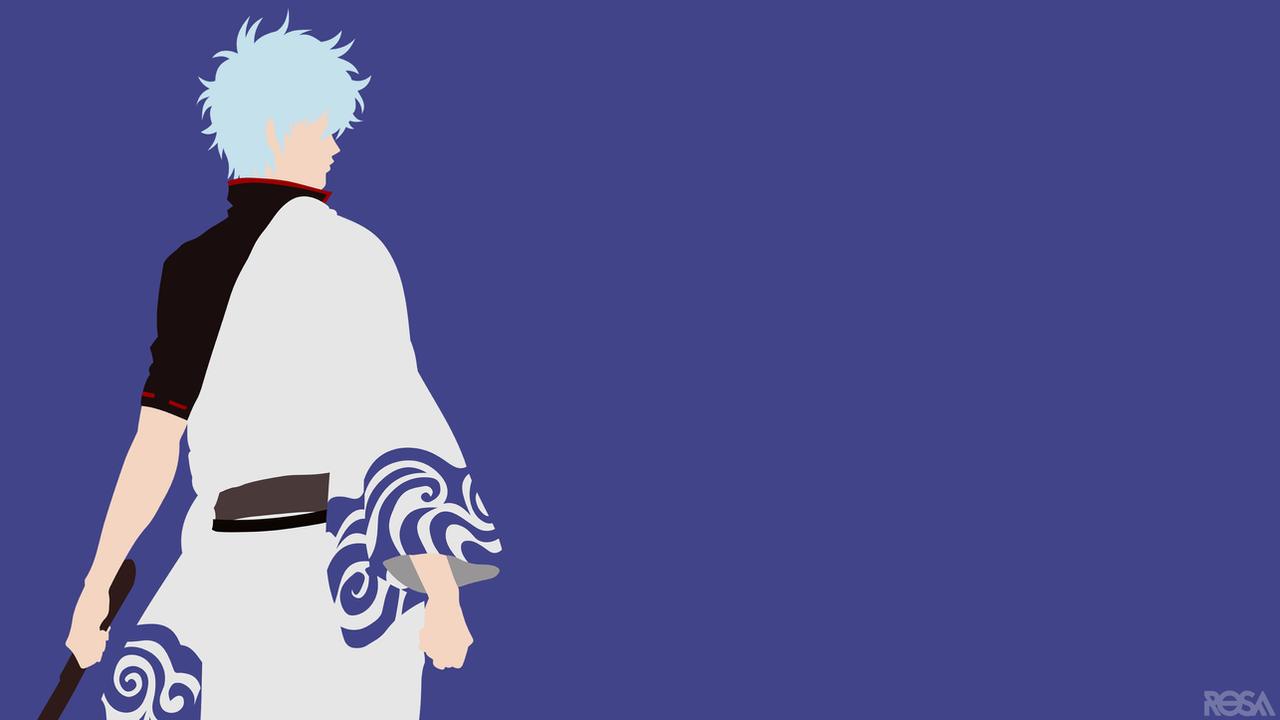 Gintama wallpaper gintoki