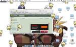 UsaLen Shimeji (Desktop Pet)