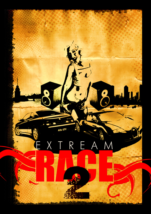Extream Race 2 Afi� Tasar�m�