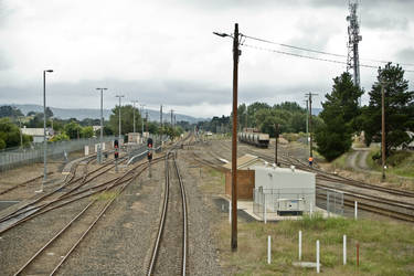 Moss Vale Yards by TheLoneSeeker
