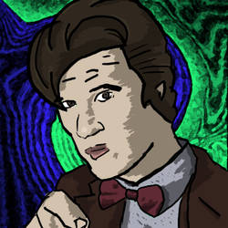 Eleventh Doctor by TheLoneSeeker