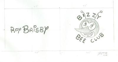 Roy Brisbly's Bizzy Bee Club by Bat1962js