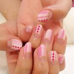 Barbie nail art II