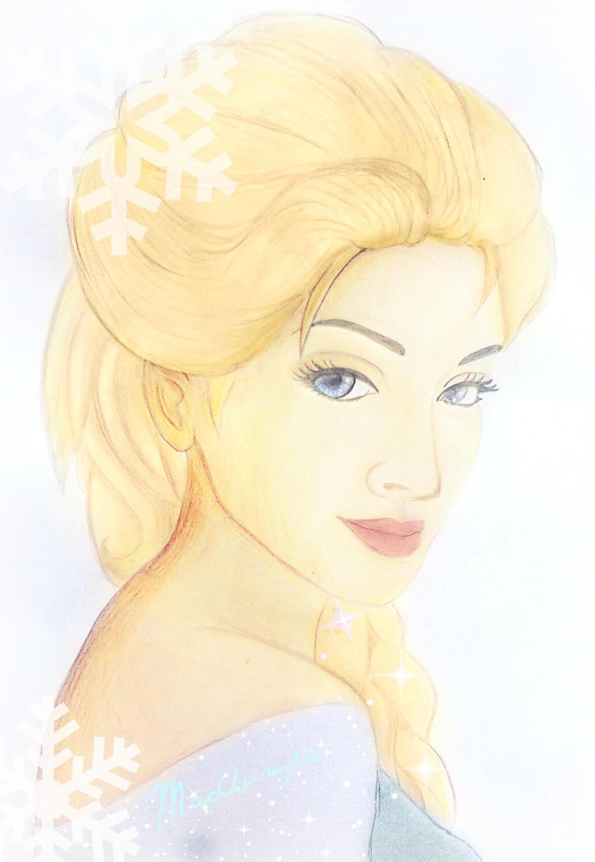 Elsa by Madhurupa