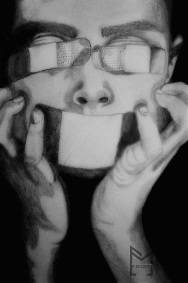 Suffocation by Madhurupa