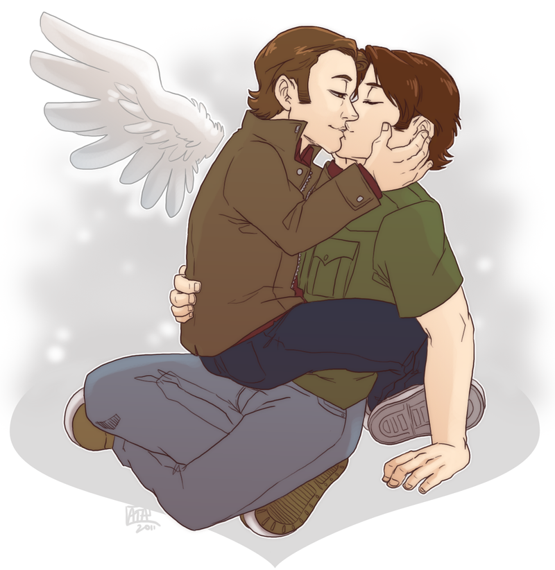 SPN Commission: Sabriel by GI-Ace