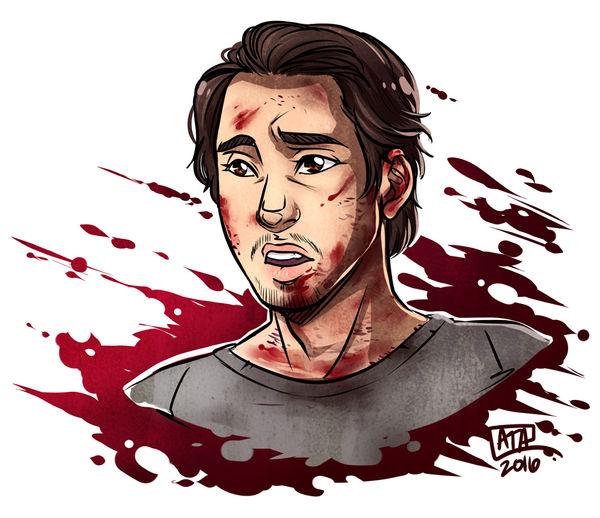 The Walking Dead: Glenn Rhee