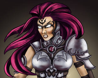 Fury - Darksiders 3 by XxxxBloodRavenxxxxX