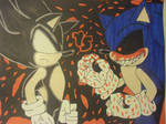 Ultimate Clash : Dark Super Sonic VS Sonic.Exe