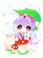 ych . unrai by snow-puffs