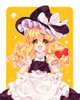 marisa!!! by snow-puffs