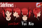 | 3D Model | LoveSick: Dancer Quartz's Yui Rio |