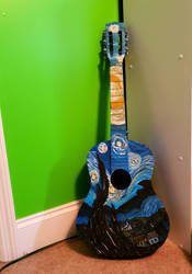 Starry Night Guitar
