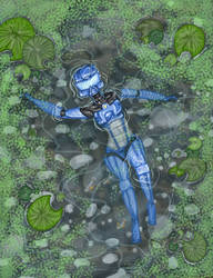 Lily Pond Gali by Toa-Niretta
