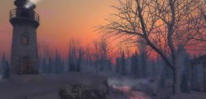 Snow Falls - The Four Seasons
