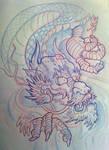 japanese dragon filler
