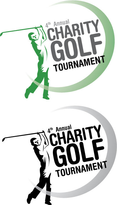 charity golf logo by michaelbrito on deviantart
